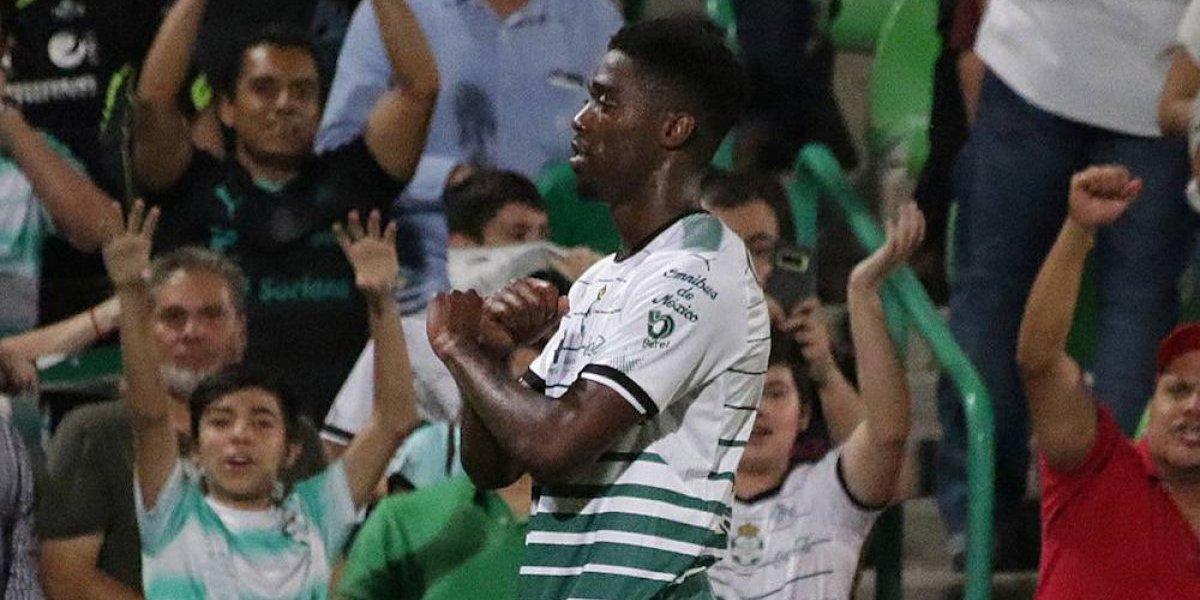 Santos saca ventaja en el juego de ida de la final ante Toluca