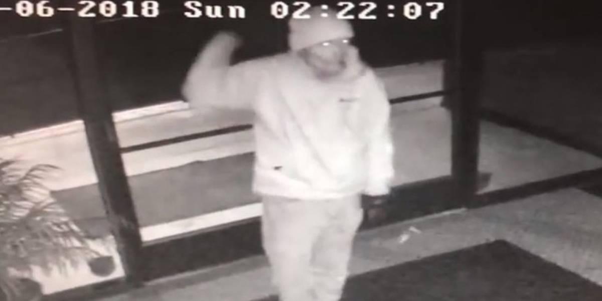 VÍDEO: Ladrão comemora invasão de estabelecimento com passos de dança