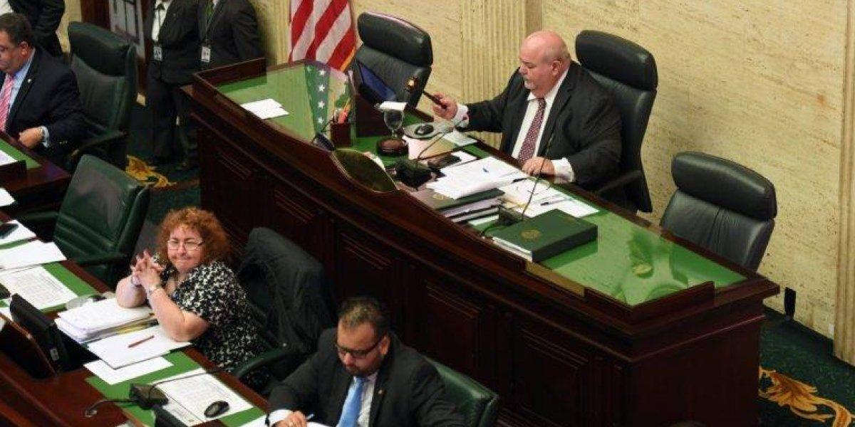Cuelgan en la Cámara medida para nombrar alcaldes