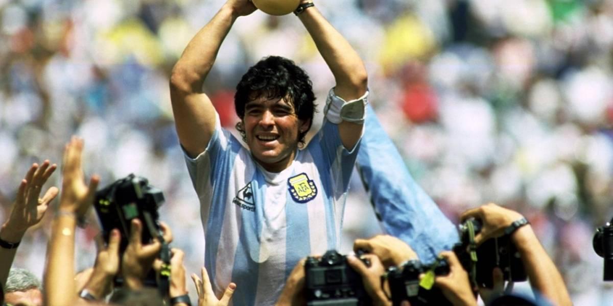 México: Amazon Prime Video hará serie biográfica de Diego Armando Maradona
