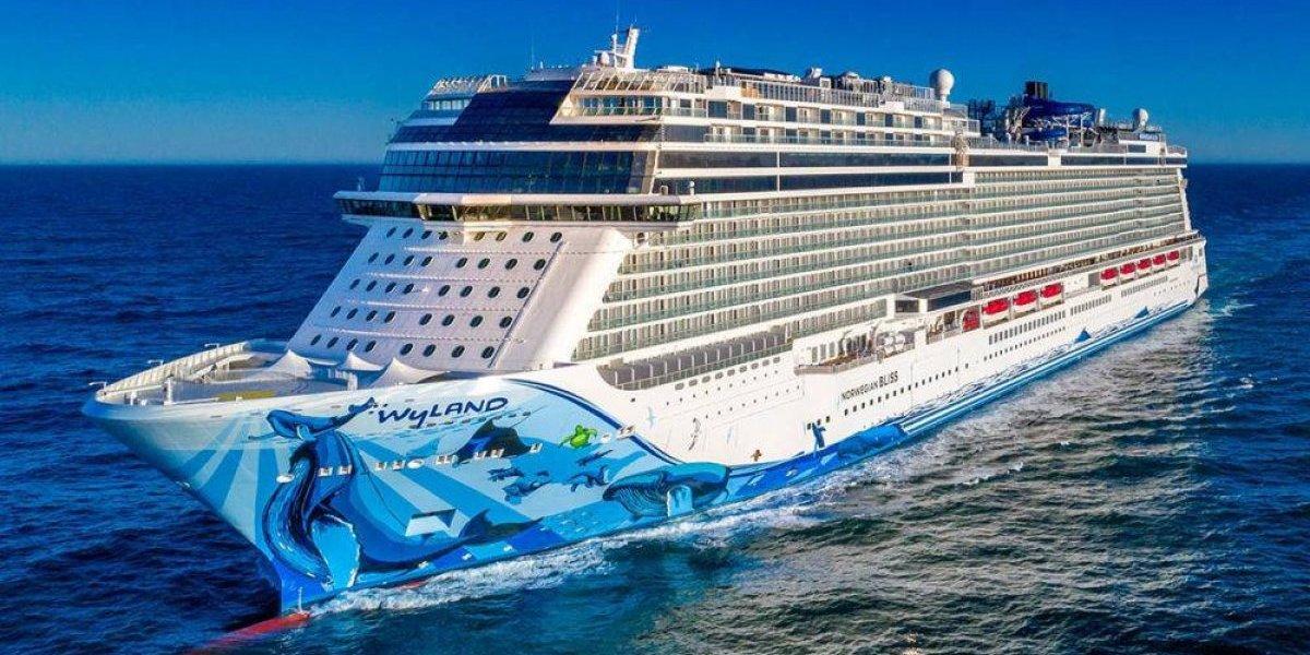 Guatemala recibirá a uno de los cruceros más grandes del mundo