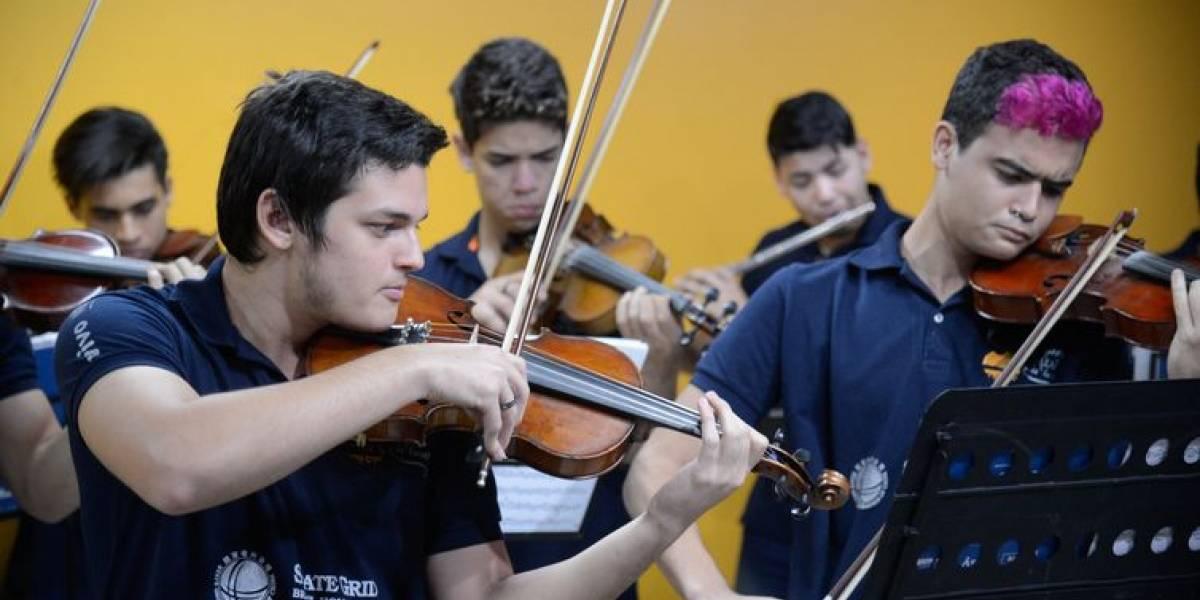 Lançado em SP projeto que formará orquestras e criará rede de músicos