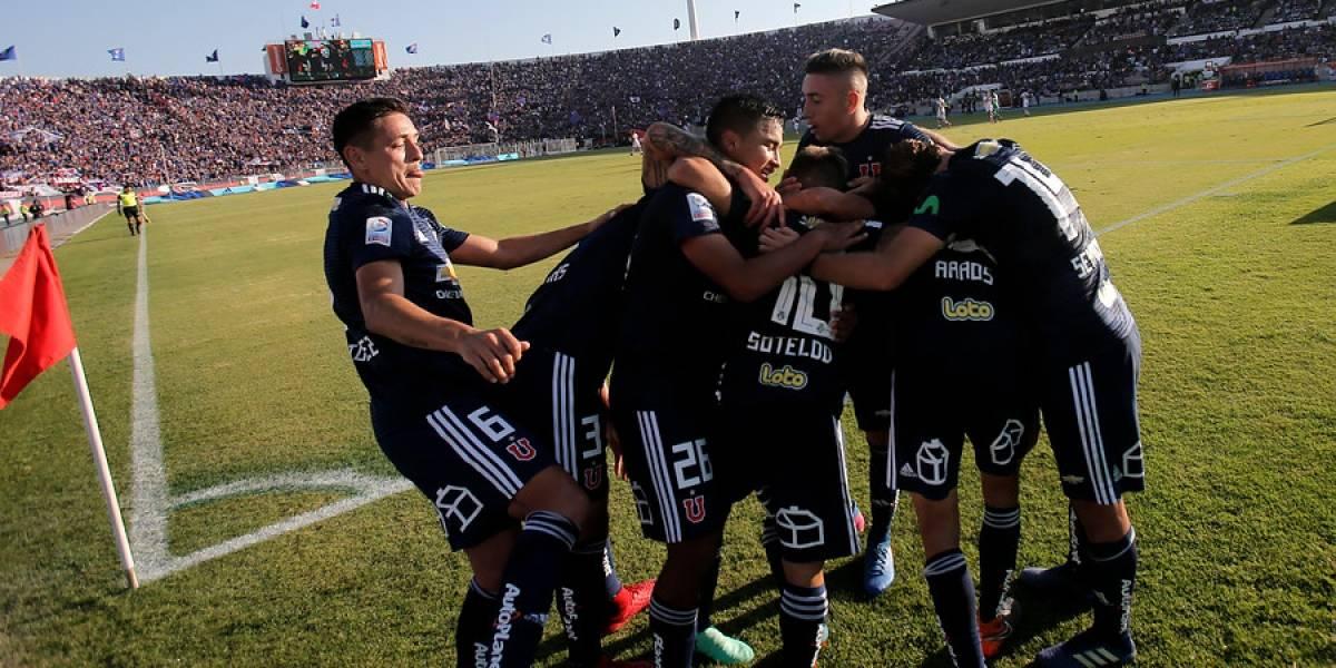 La U buscará volver a las victorias en el Estadio Nacional y recibirá a Palestino que despide a su entrenador