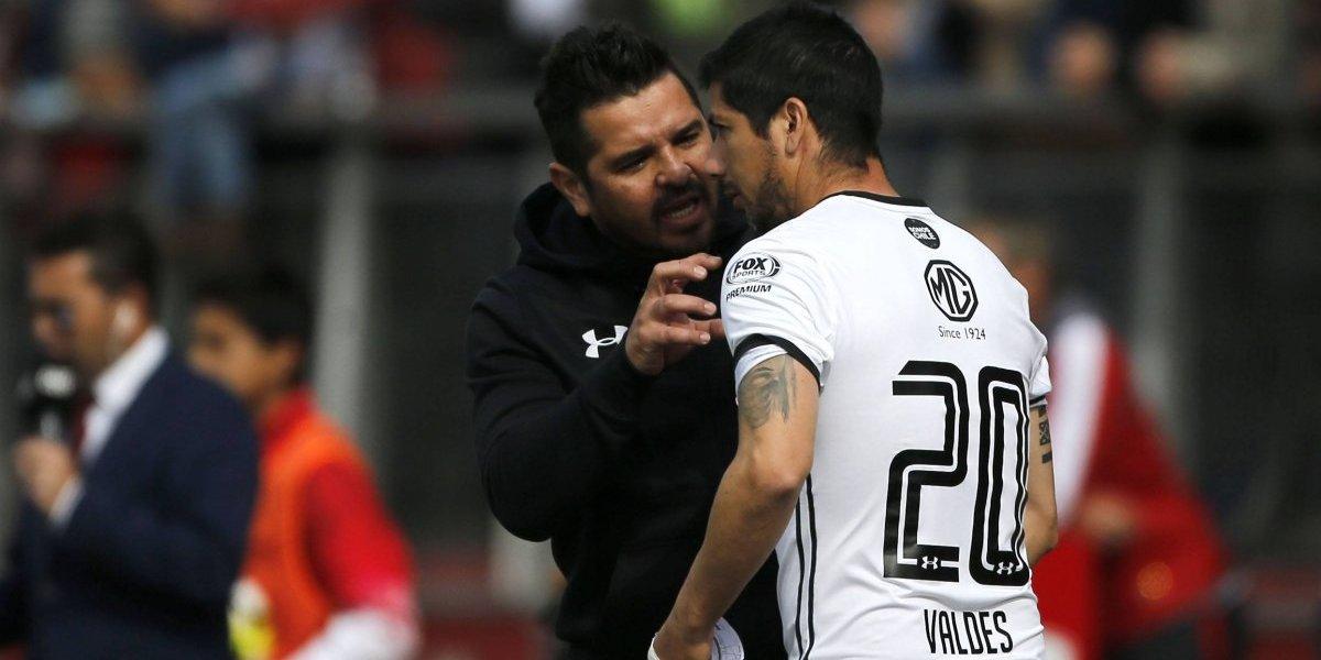 Tapia guardará algunas figuras en Colo Colo ante Unión pensando en la Libertadores