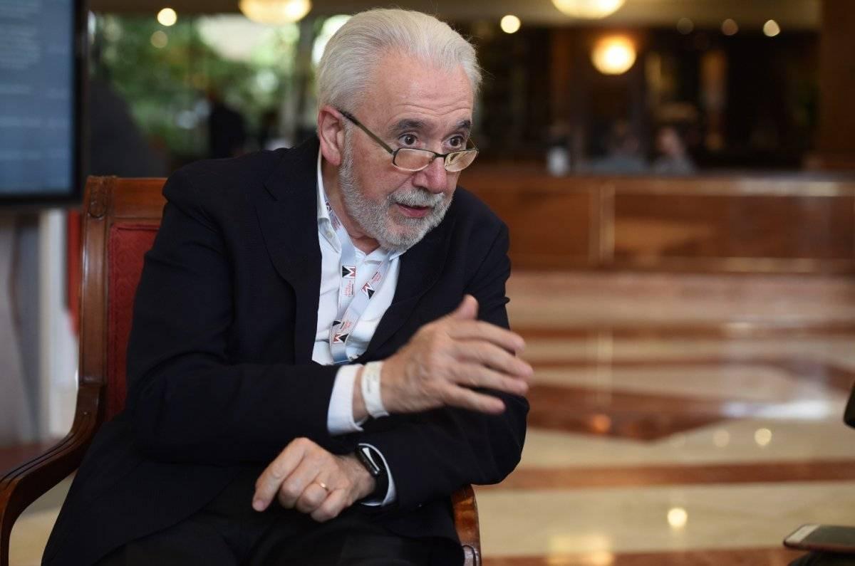 Dr. Josep Redón Mas, catedrático de Medicina Interna y director del Instituto de Investigación Sanitaria del Instituto de Salud Carlos III y de la Universidad de Valencia (INCLIVA).