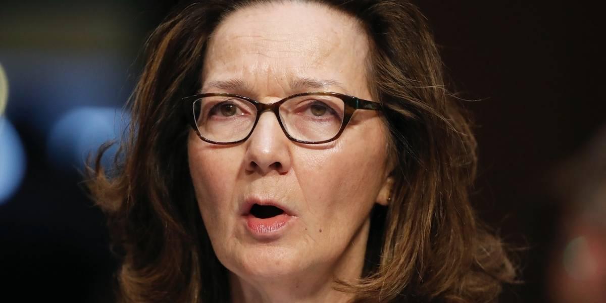 Senado confirma a Haspel como directora de la CIA