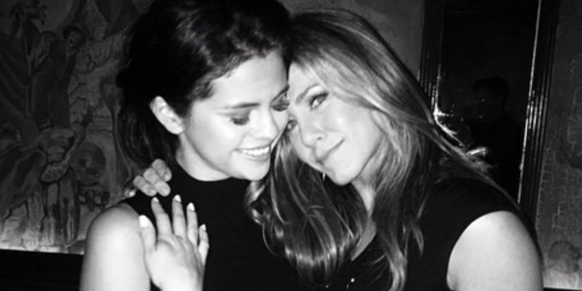 Selena Gomez y ex de Jennifer Aniston ¿más que amigos?