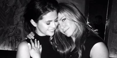 Selena Gomez y Jennifer Aniston