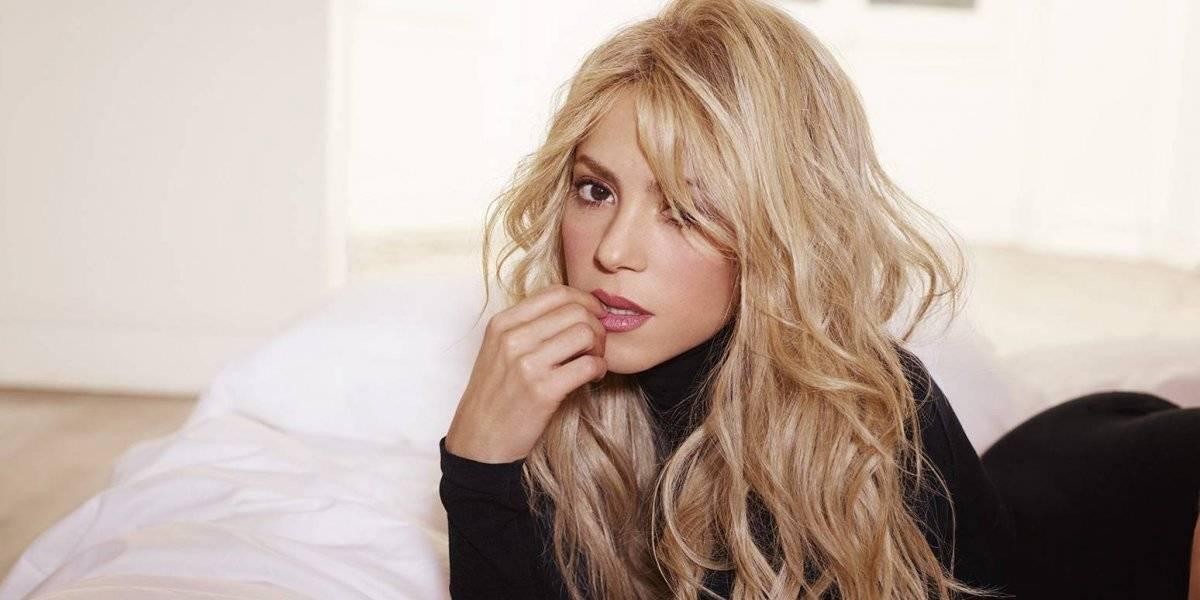 Exponen fotos de Shakira en diminuto atuendo