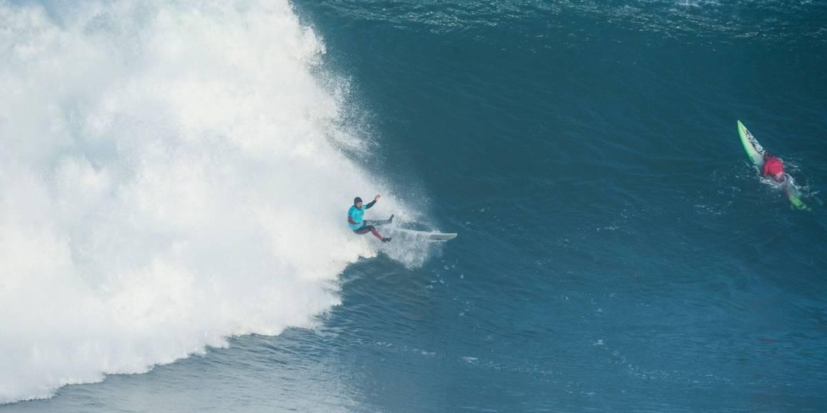 Los mejores surfistas del mundo se medirán con olas de al menos 8 metros en Punta de Lobos