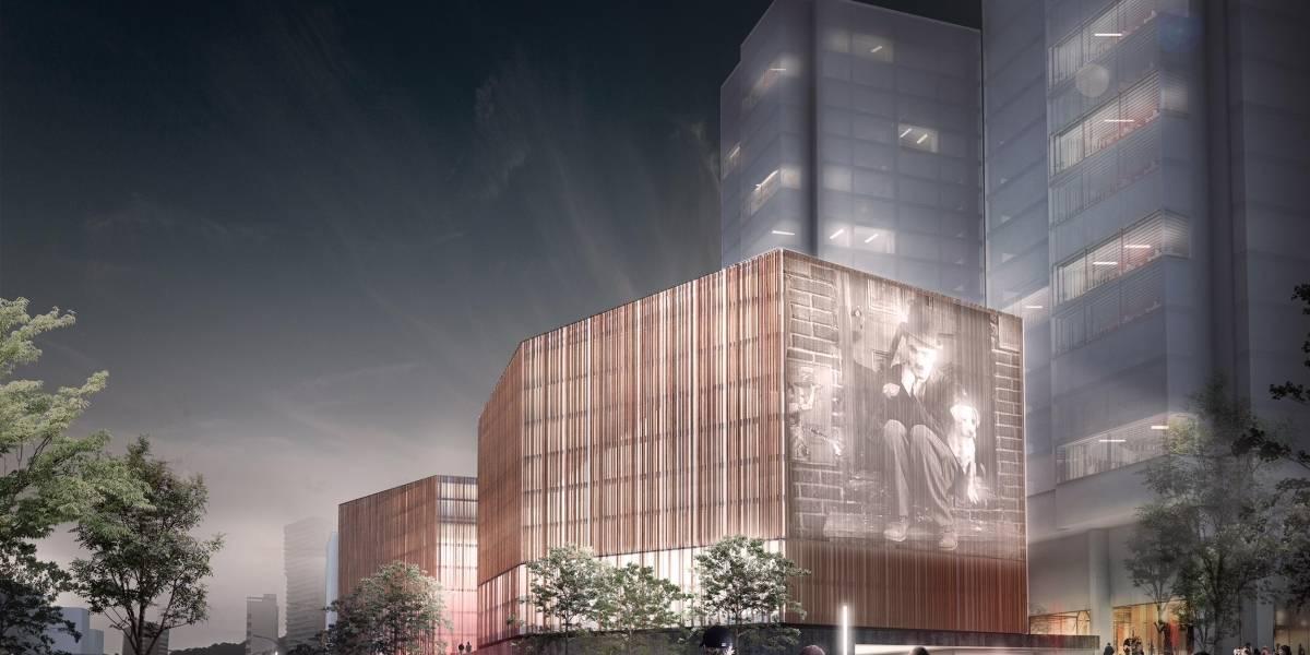 En imágenes: Así será la nueva Cinemateca de Bogotá
