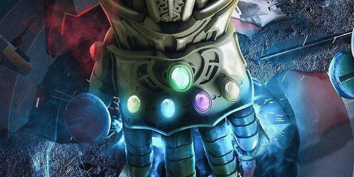 Vingadores: Procure por 'Thanos' no Google, clique na manopla do infinito, e tenha uma surpresa