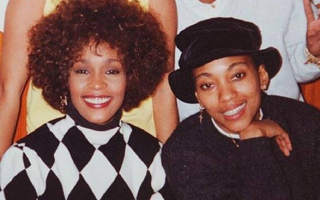 Whitney Houston y Robyn Crawford