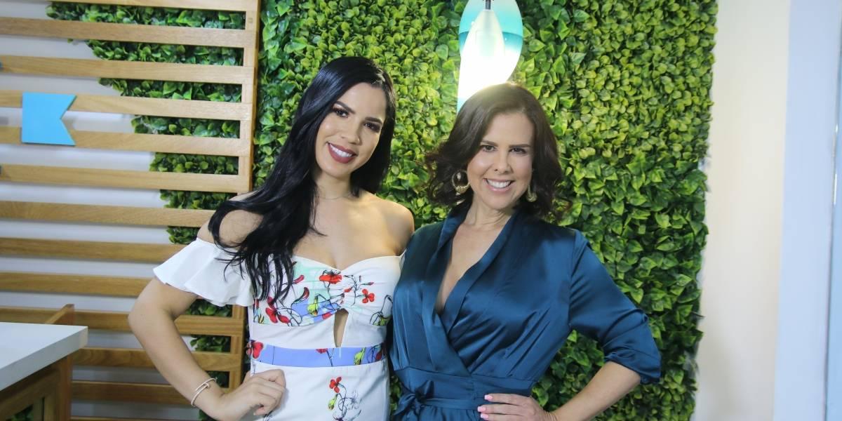 Yubelkis Peralta habla con Ingrid Gómez sobre sus inicios en Cristo Rey