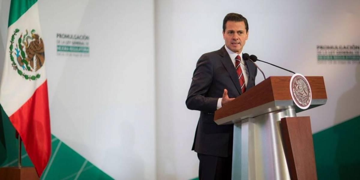 Corrupción e impunidad no desaparecen con buenos deseos: Peña Nieto