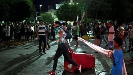 Desmanes en Torreón Milenio
