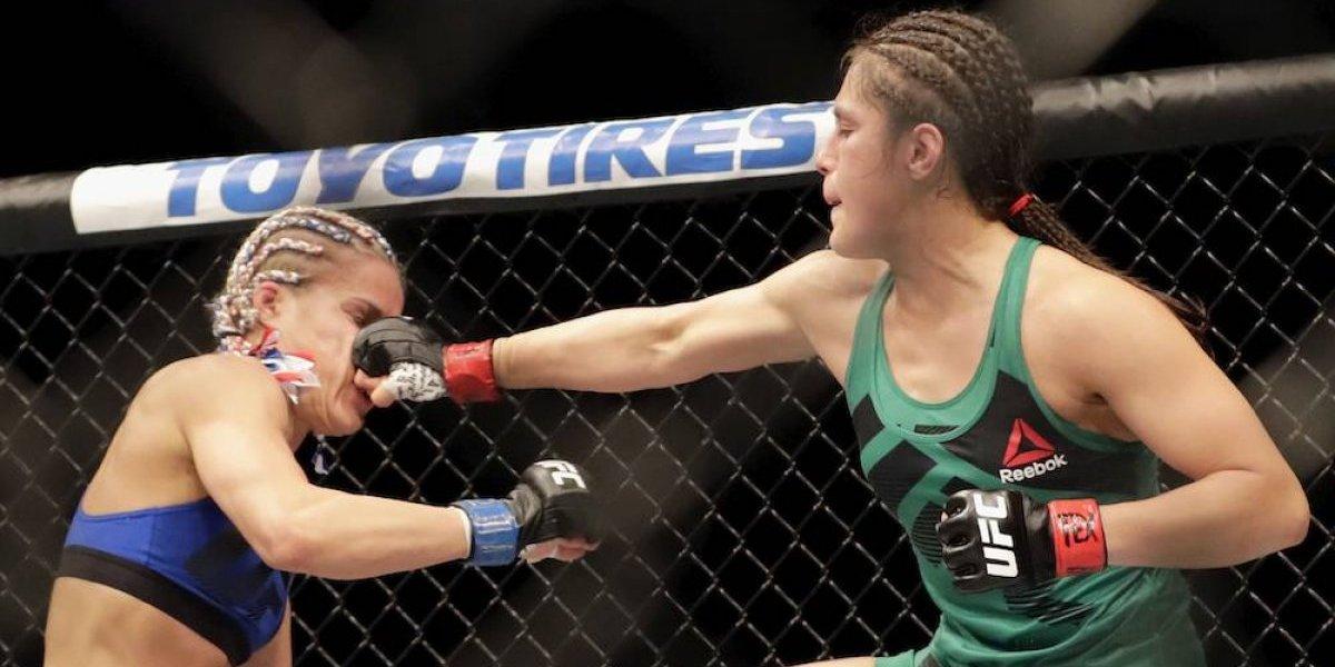 'Ganarle a una luchadora como Tatiana Suárez sería algo muy importante': Alexa Grasso