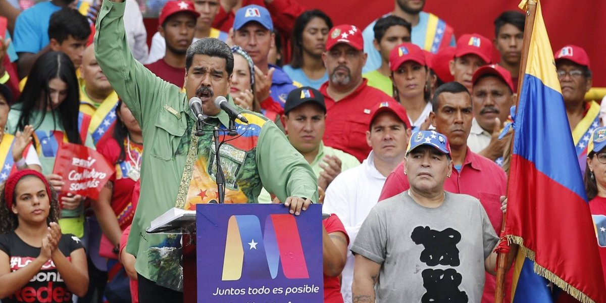 """""""La Venezuela de Maduro está extremadamente aislada"""": analista"""