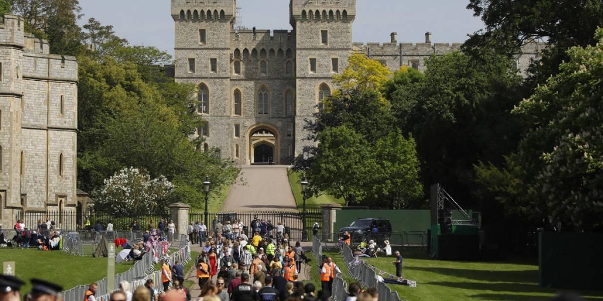 Sigue la boda real entre el príncipe Harry y Meghan Markle