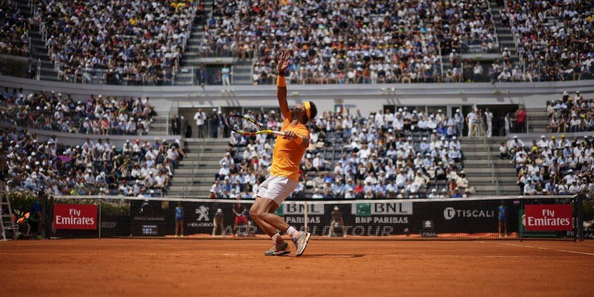 Rafael Nadal y Novak  Djokovic se medirán en la semifinal del Abierto de Roma