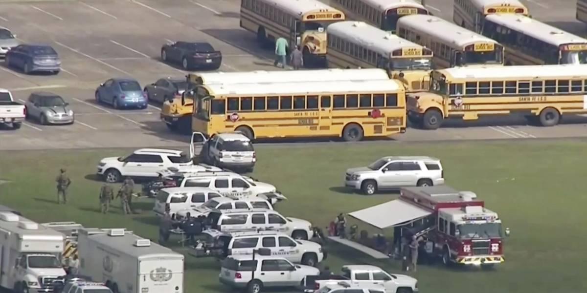 Tiroteo en escuela de Texas: 17 años tendría el responsable de matar a al menos diez personas