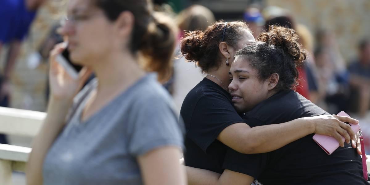 Tiroteo en escuela secundaria en Texas deja al menos 10 muertos