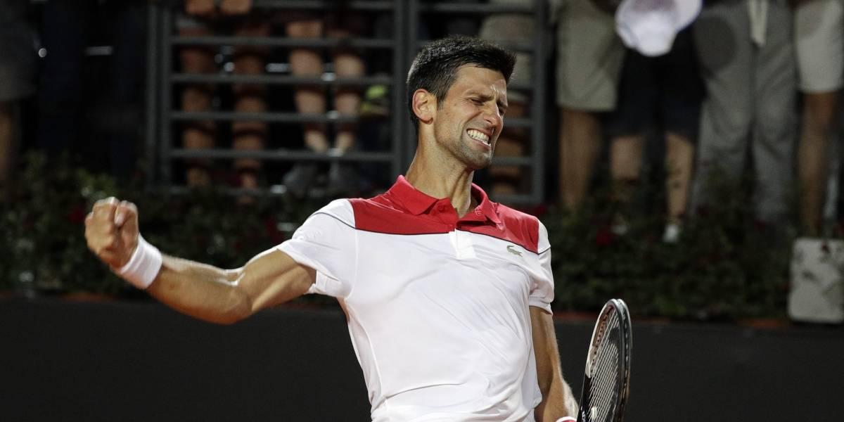 Vuelve un clásico: Djokovic enfrentará a Nadal en las semifinales del Masters 1.000 de Roma