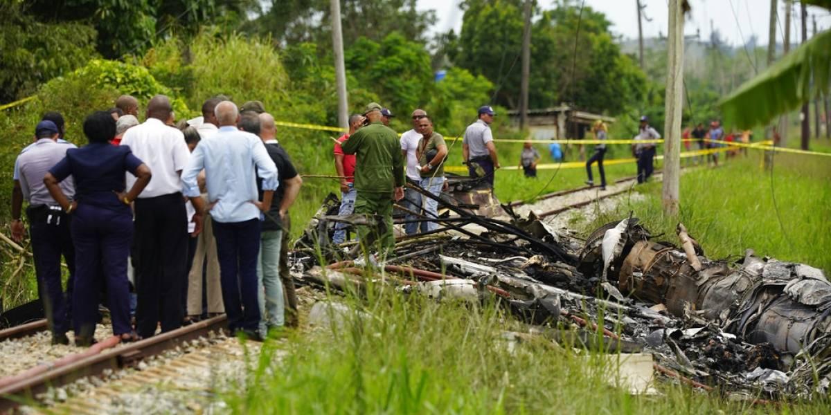 Confirman muerte de turista mexicana en accidente de Cubana de Aviación