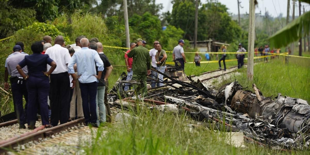 Accidente en Cuba: un avión de pasajeros se estrella con 113 personas  a bordo tras despegar de La Habana
