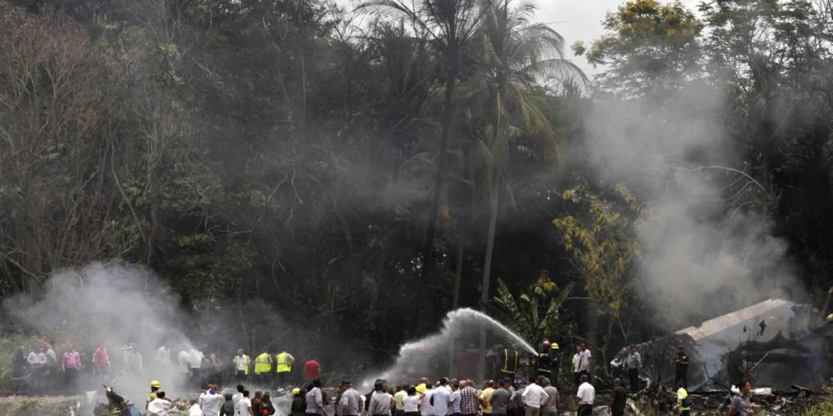 Hay mexicanos entre fallecidos por accidente aéreo en Cuba: SRE
