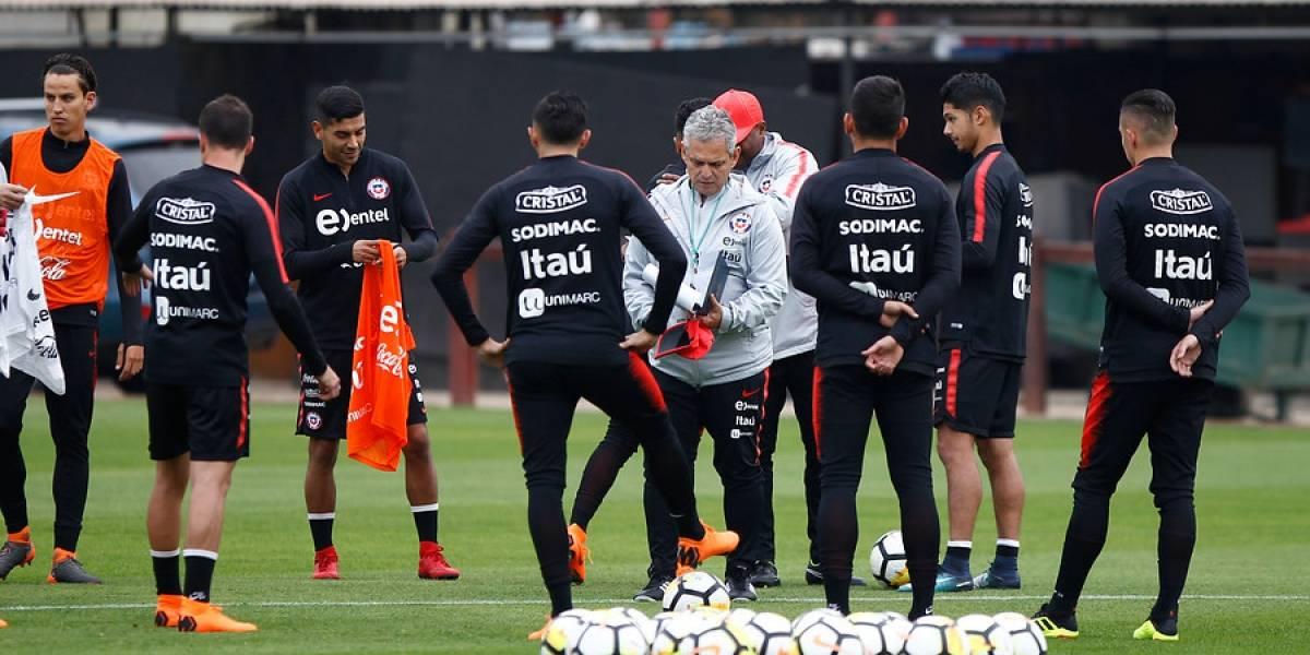 ¿Quién debutará en Europa? El nuevo camarín de Rueda tiene una renovación con 11 novatos en la Roja