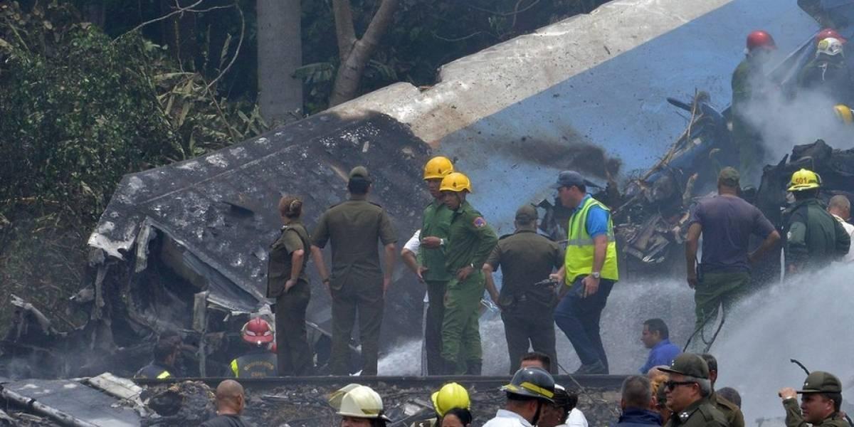 Accidente aéreo en Cuba Accidente aéreo en Cuba