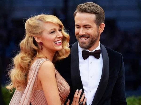 Blake Lively Ryan Reynolds Hugh Jackman