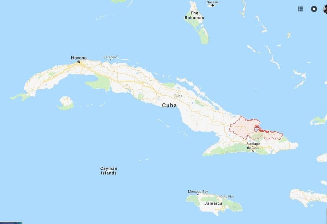 La Habana - Holguín