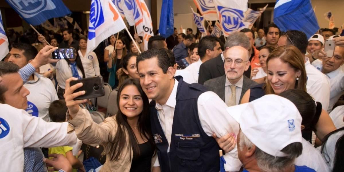 Diego Sinhue gana el debate a la gubernatura de Guanajuato