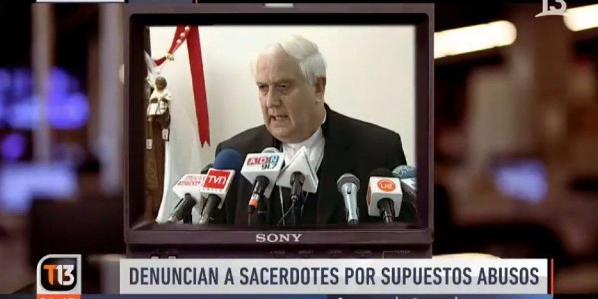 Escándalo en Diócesis de Rancagua: Obispo Alejandro Goic acusado de no atender denuncias de abusos sexuales a menores