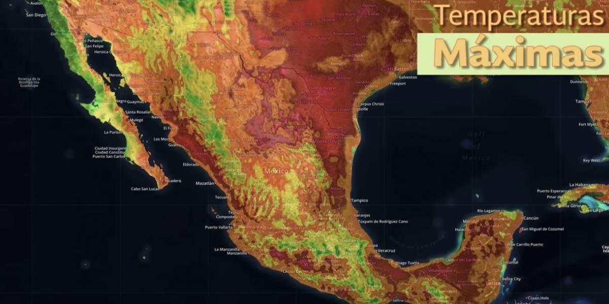Onda de calor continúa en gran parte del país: SMN