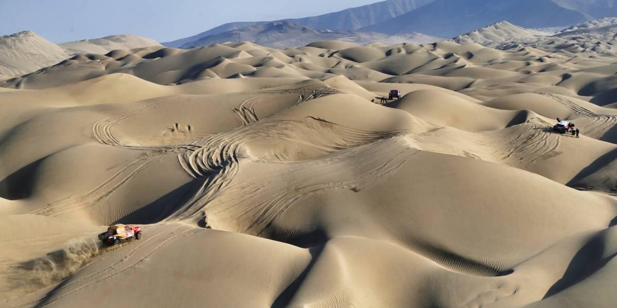 El Rally Dakar 2019 será 100% peruano tras deserción de Argentina y Bolivia