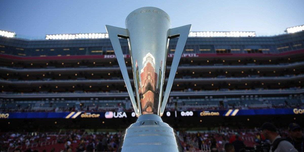 Concacaf elige los 15 estadios para la Copa Oro 2019