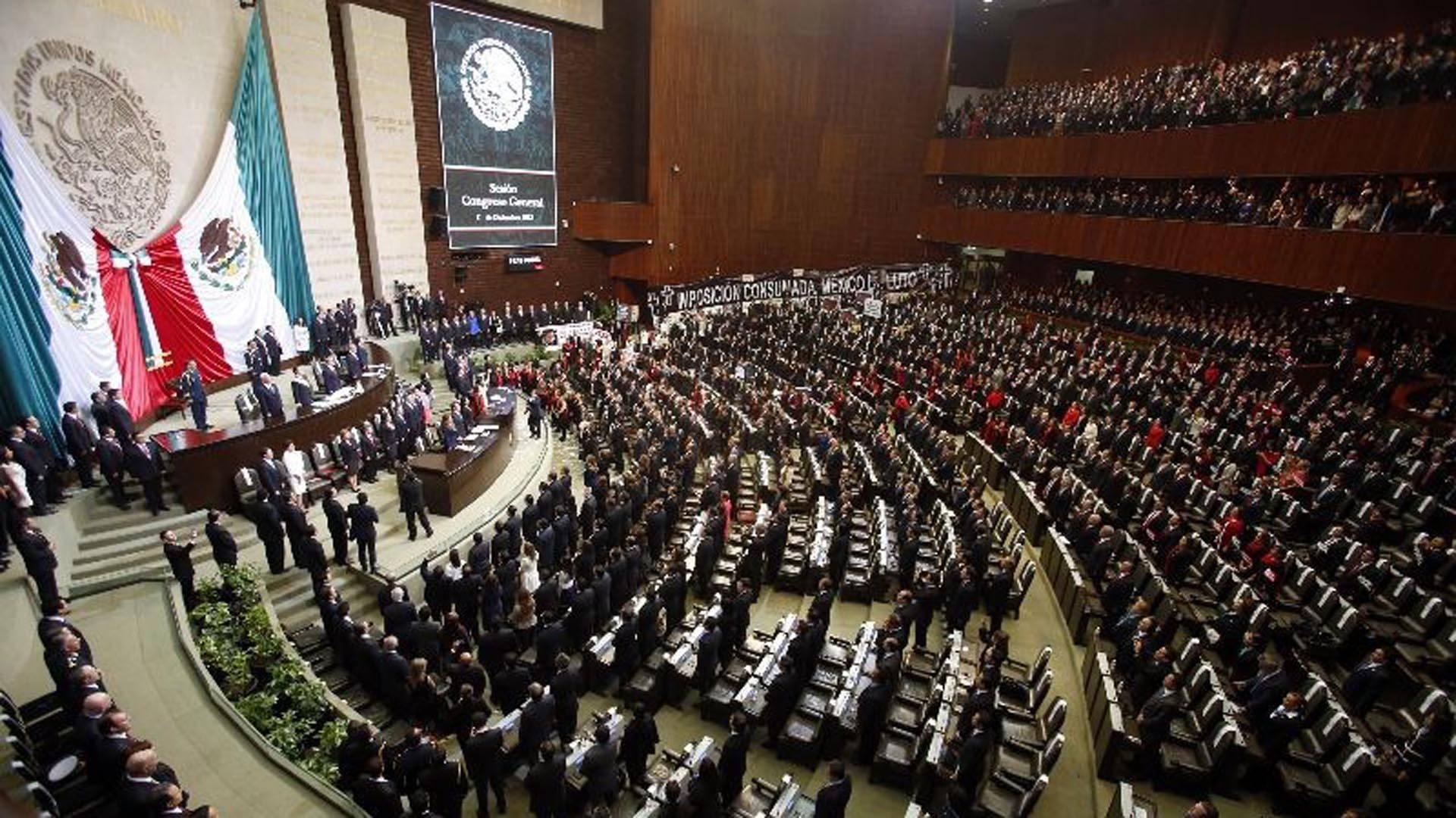 El Congreso de la Unión bloqueo la propuesta