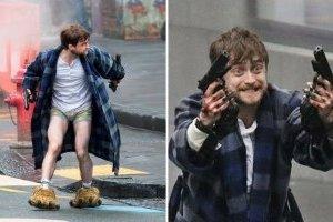 A história por trás das fotos de Daniel Radcliffe que viraram memes