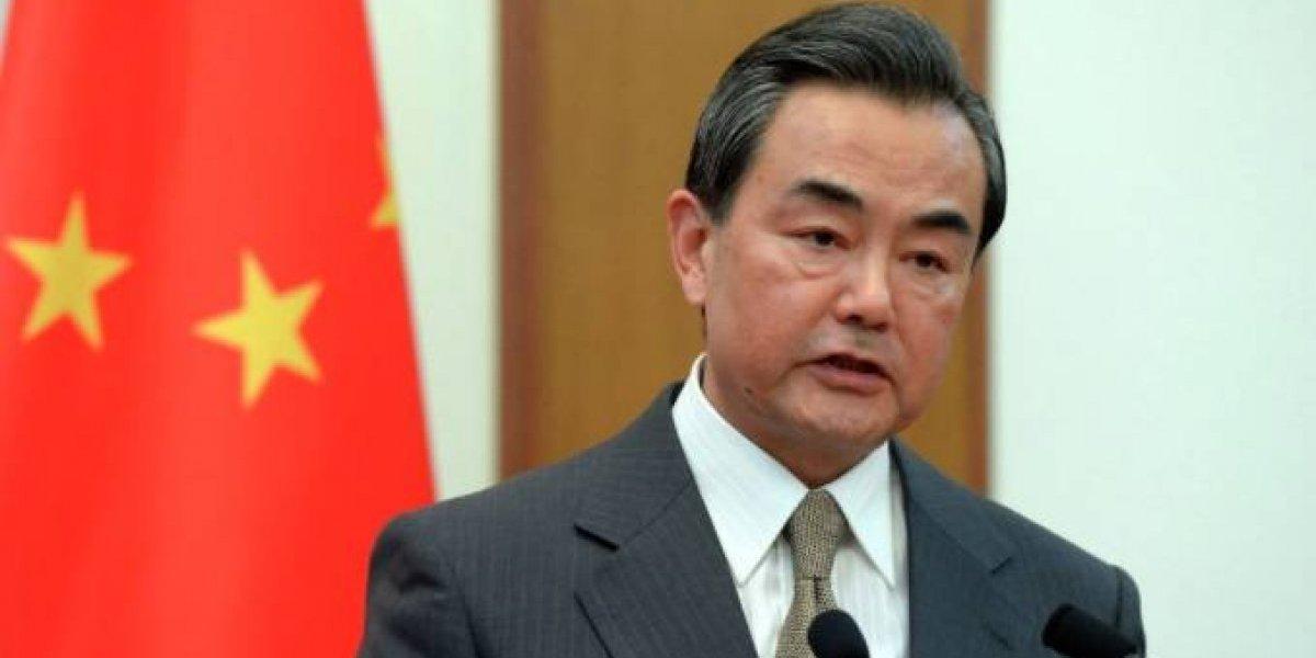 China pide a EEUU que no interfiera en ofensiva exterior para aislar a Taiwán