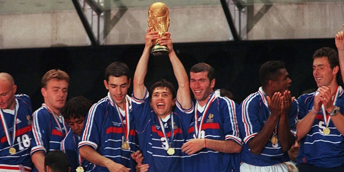Platini reconoce 'travesuras' para que Francia fuera campeón del mundo
