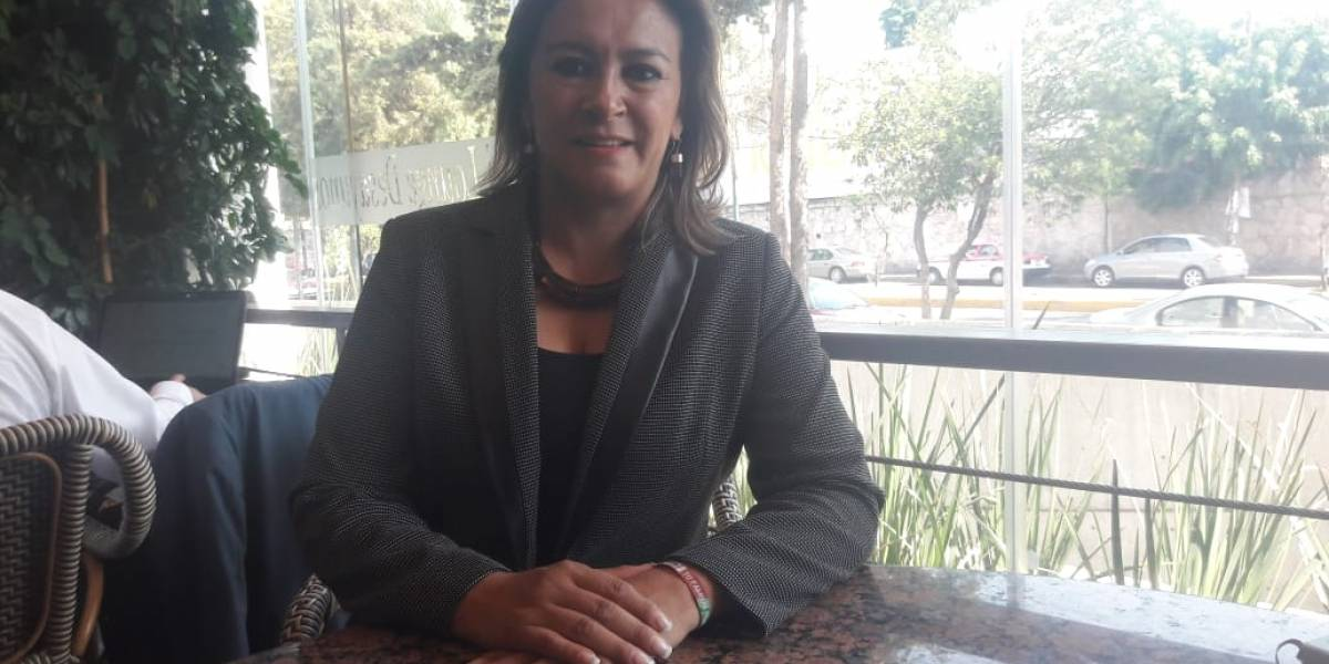 La GAM se convirtió en un sitio de guerra: Araceli García