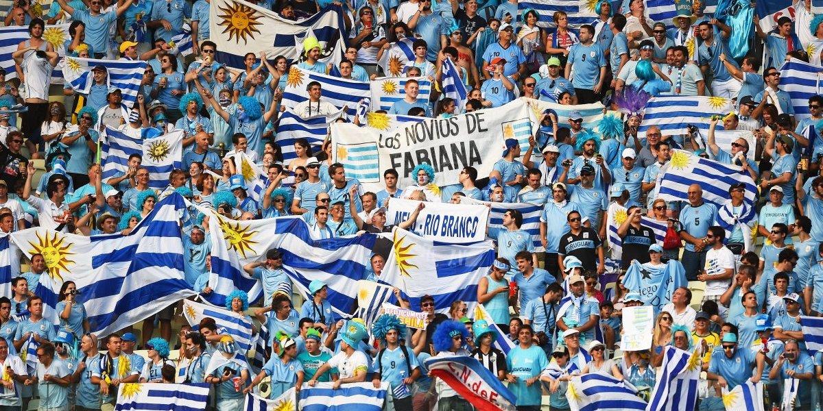 Acusan a integrante de la selección uruguaya de tortura y ya no irá a Rusia