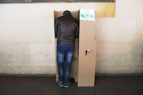 Colombia se prepara para las elecciones presidenciales de este domingo