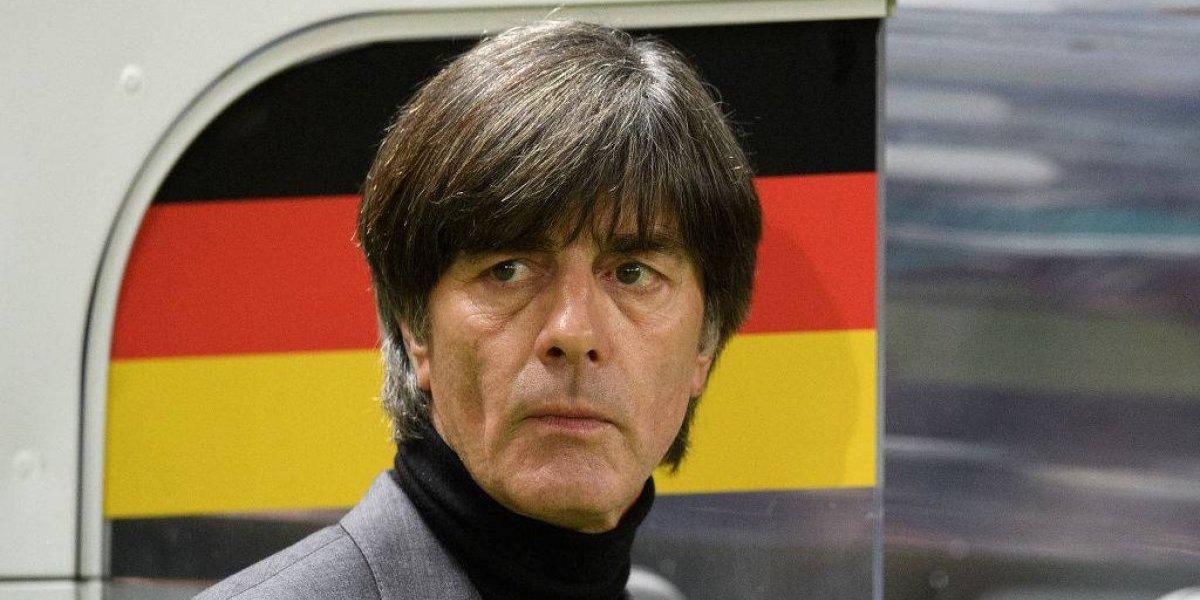 """Löw enfrenta polémica en Alemania por nómina para Rusia: """"Presentan algunos jugadores como idiotas"""""""