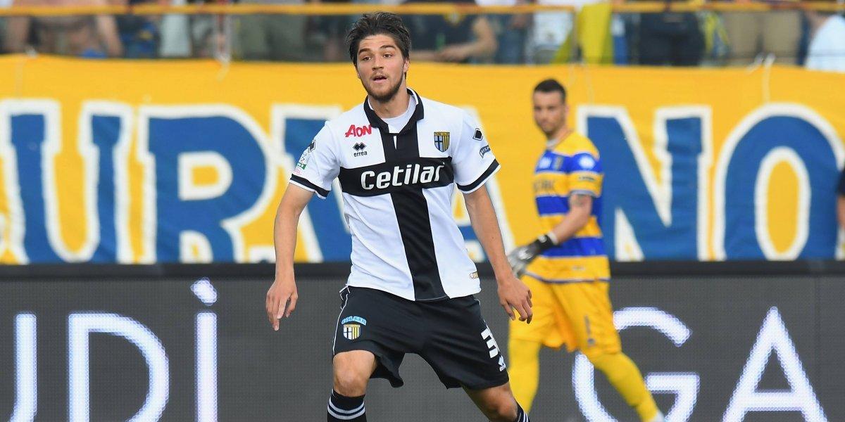 Parma de Francisco Sierralta vuelve a la Serie A luego de la quiebra