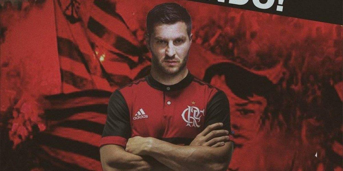 Gignac vuelve a sonar fuerte para reforzar al Flamengo de Brasil