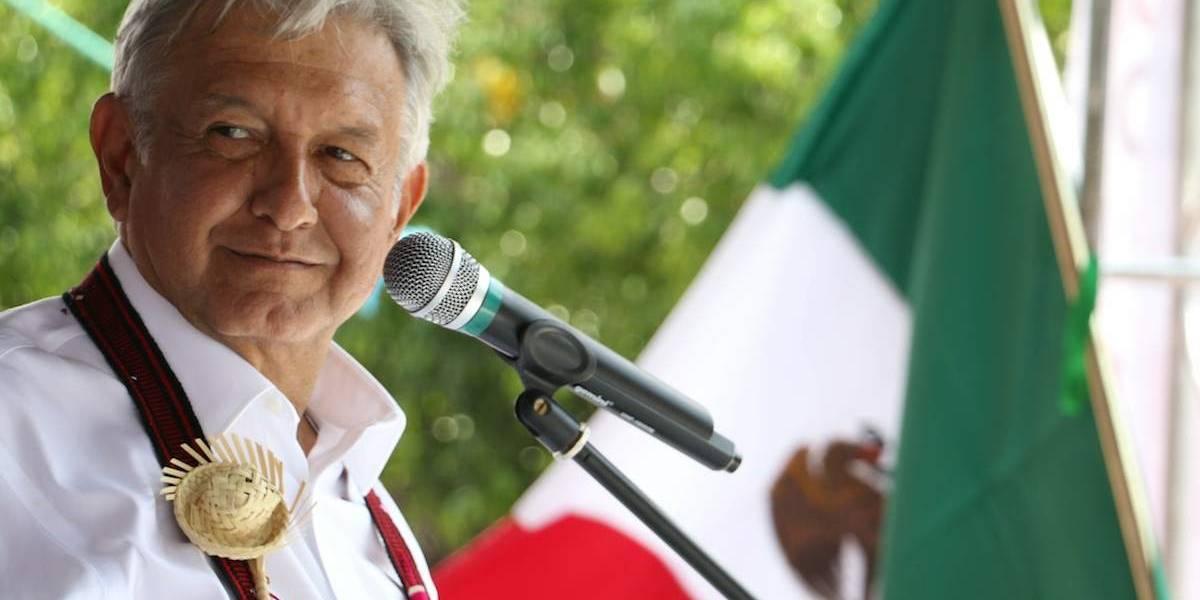Promete López Obrador responder a cada tuit de Trump